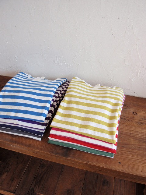 maillot border long sleeve T-shirts - Fimpen・Nul