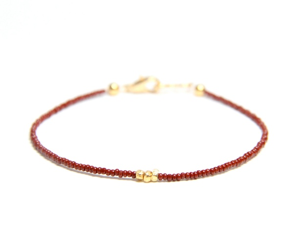 D E T A I L S / Three Wishes Bracelet by Ayofemi Jewelry