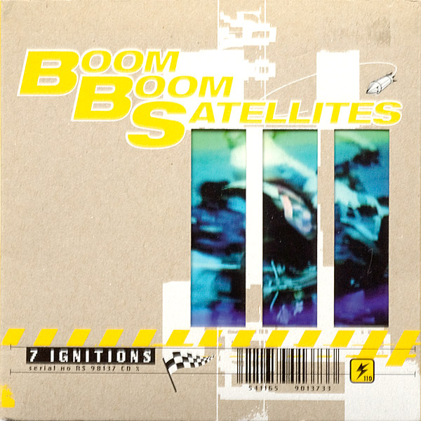 Images for Boom Boom Satellites - 7 Ignitions