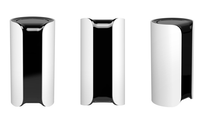 Canary motion detector uses iPhone for affordable home security