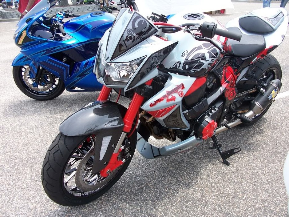 z1000 - Page 5 - Custom Fighters - Custom Streetfighter Motorcycle Forum