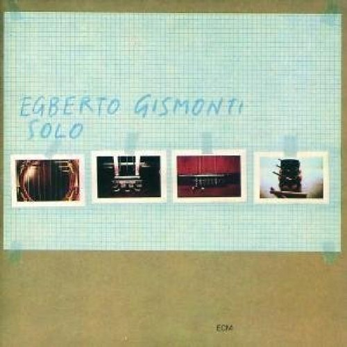 Amazon.co.jp: Solo: Egberto Gismonti: 音楽
