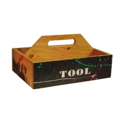 Trash Wood Tool Box