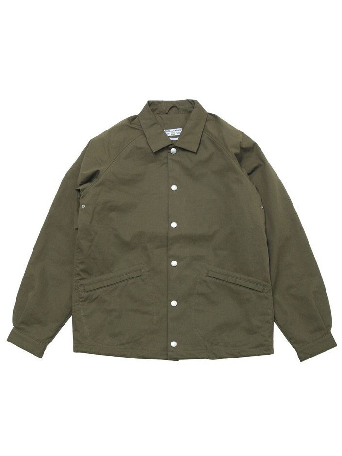 ENDS and MEANS Swingin Coach Jacket | DOCKLANDS Store