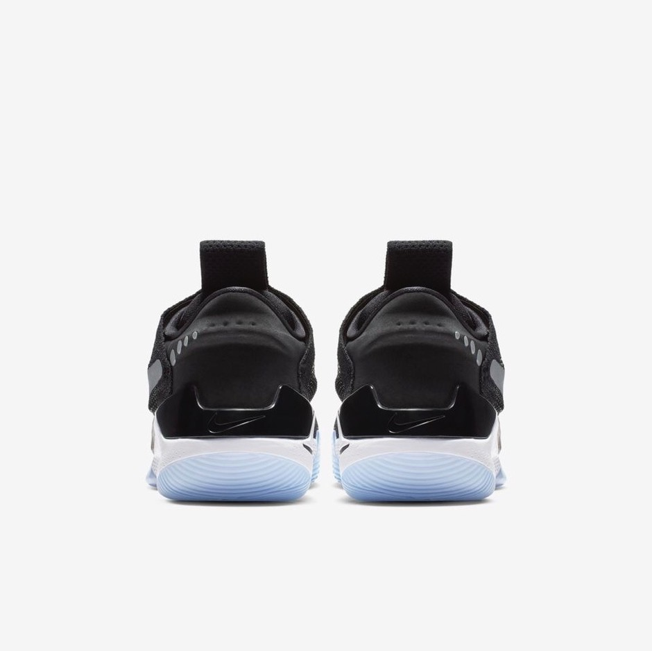 【NIKE公式】ナイキ アダプト BB 'Black and White and Pure Platinum' (AO2582-001 ADAPT BB). Nike+ SNKRS JP