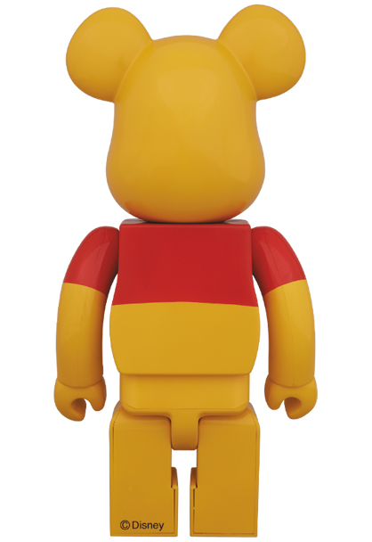 MEDICOM TOY - BE@RBRICK くまのプーさん 400%