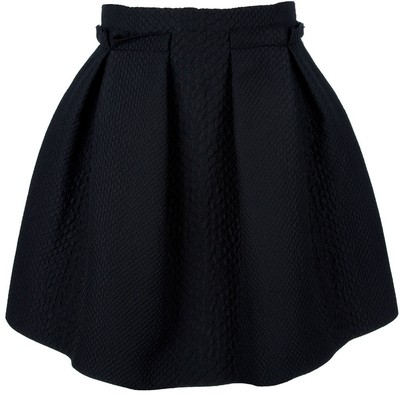 LANVIN Pleated skirt - Polyvore