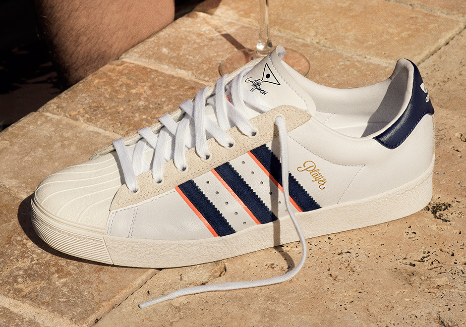 adidas Skateboarding Teams Up The Alltimers For A Superstar Inspired By An 80s Classic - SneakerNews.com