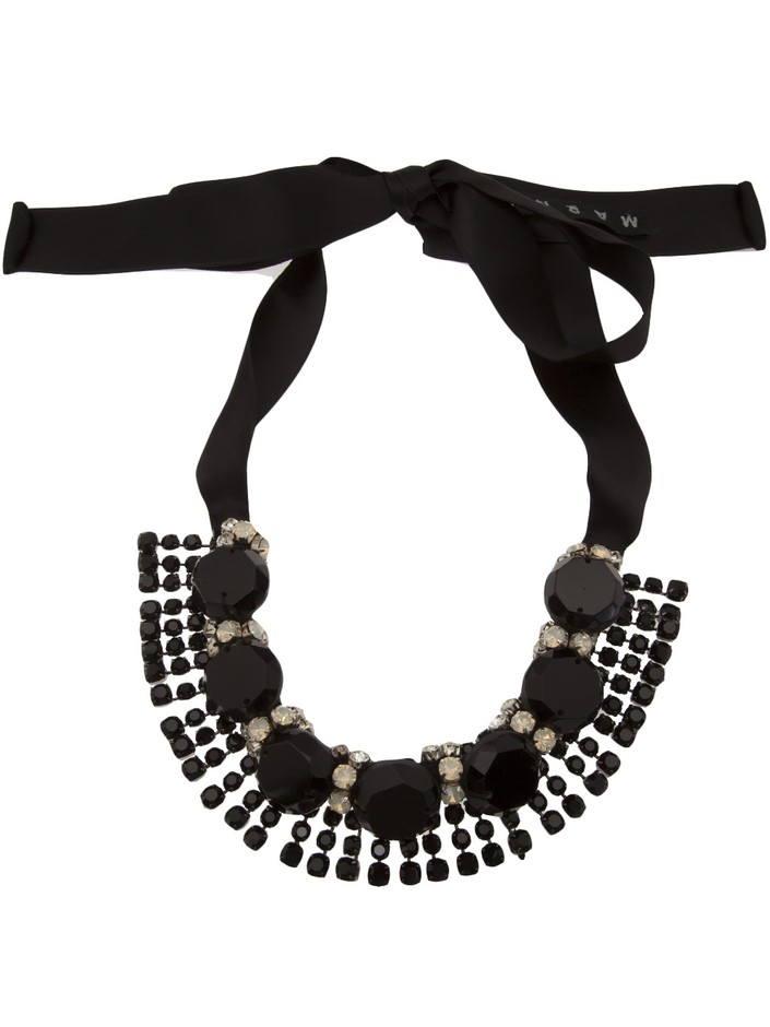 Marni Evening Cabochon Necklace - Marissa Collections - Farfetch.com