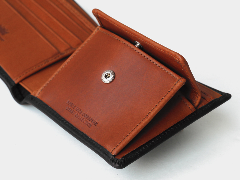 S7532 COIN WALLET / DERBY COLLECTION | ホワイトハウスコックス | FRAME