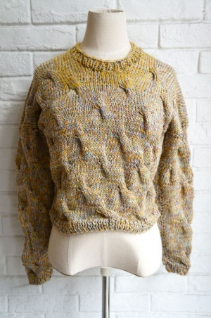 SALE!!!! > ANNTIAN - ANNTIAN  Shorthand knit