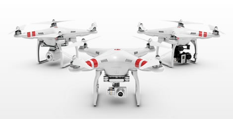 DJI Phantom 2 Vision Quadcopter - Quadcopters.co.uk