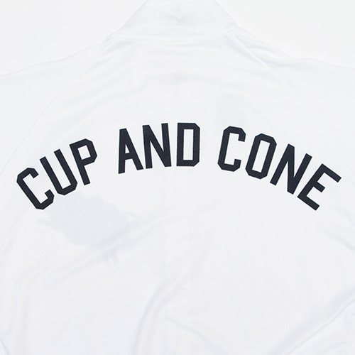Basic Jersey - White - cup and cone WEB STORE