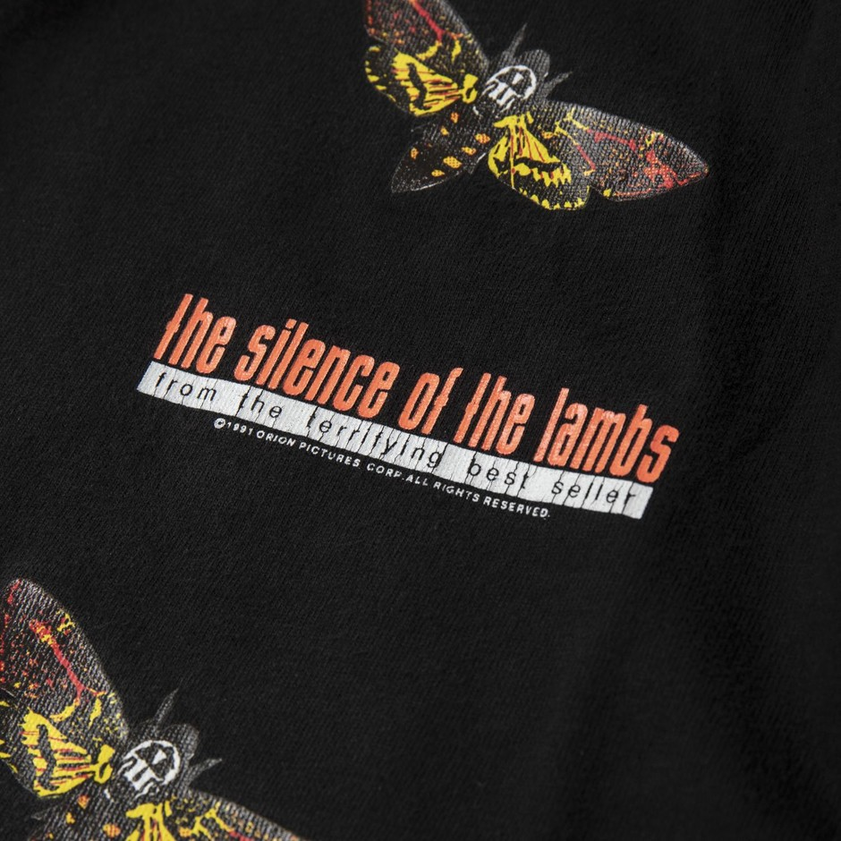 """90s The Silence of the Lambs T shirt   weber """"大Tシャツ展"""" in POP BY JUN"""