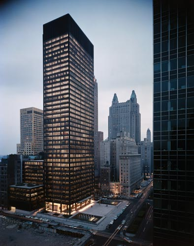 Seagram Building | Digital Writing and Research Lab