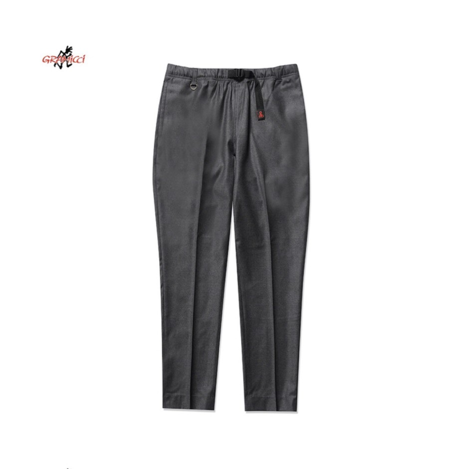 SOPH. | SOPHNET. x Gramicci EASY SLACKS by LORO PIANA(S CHARCOAL GRAY):
