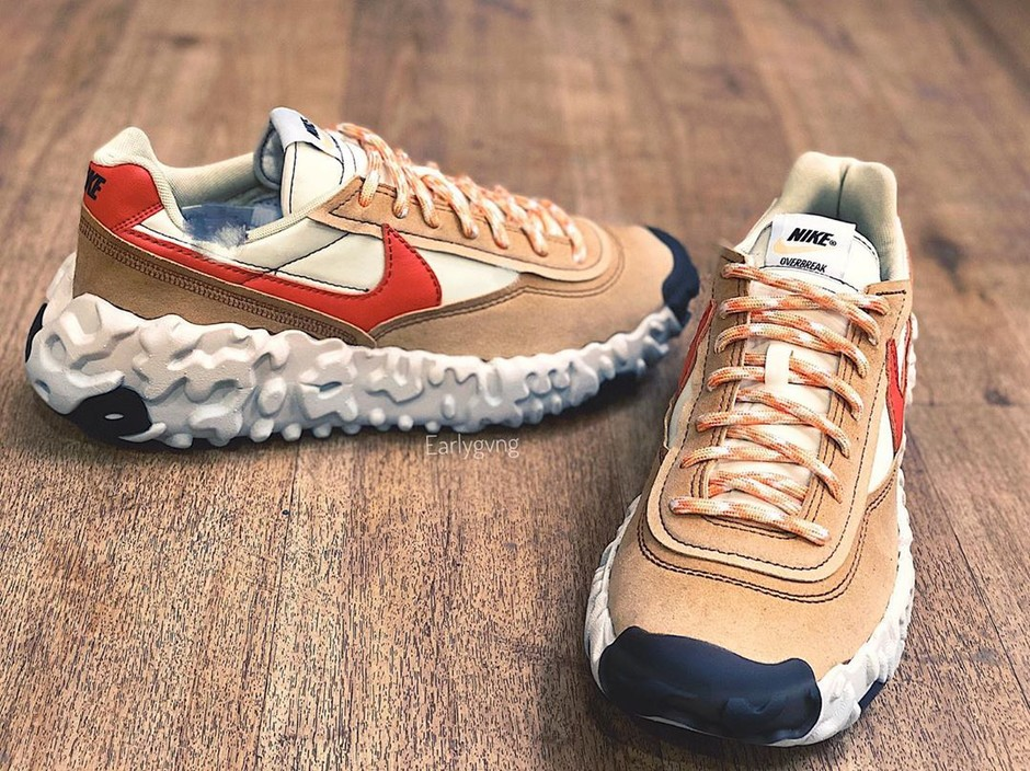 First Look at the All-New Nike OverBreak - HOUSE OF HEAT | Sneaker News, Release Dates and Features