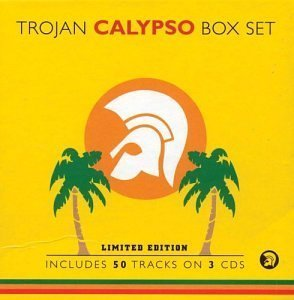 Amazon.co.jp: Various Artists : Trojan: Calypso by Various Artists (2002-09-24) - ミュージック