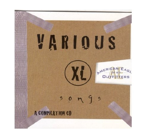 Amazon.com: VARIOUS XL songs - American Eagle Outfitters: Everything Else