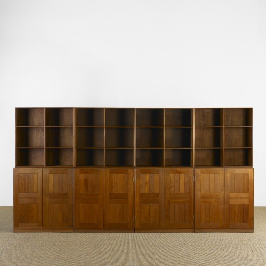 121: Mogens Koch / bookcases < Scandinavian Design, 12 May 2011 < Auctions | Wright