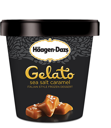 Häagen-Dazs® - Products - Sea Salt Caramel