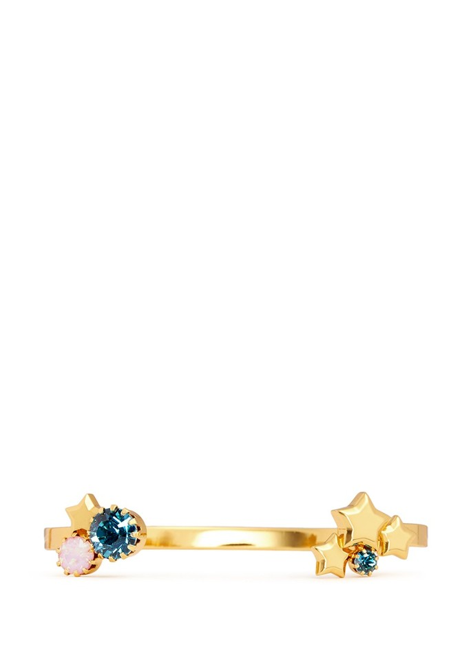 BLITZ X SANRIO - x Joomi Lim Little Twin Stars star charm crystal cuff | Blue Bracelet Fashion Jewellery | Womenswear | Lane Crawford - Shop Designer Brands Online