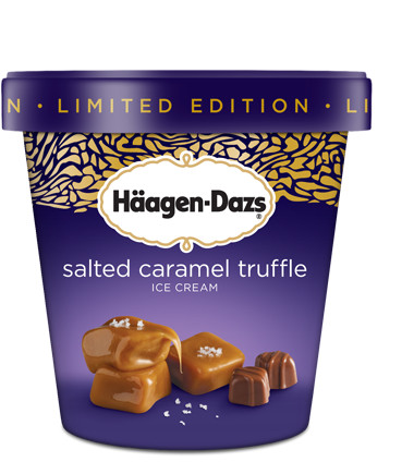 Häagen-Dazs® - Products - Salted Caramel Truffle