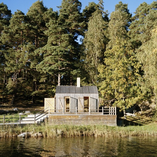 Sauna / General Architecture | ArchDaily