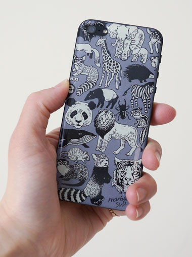 iPhone5/5s プロテクター COME TOGETHER | | | marble SUD online shop