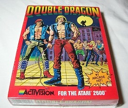Double Dragon Atari 2600 Game (Complete in Box), Not Exist, Buy USA Products Rinkya Stores