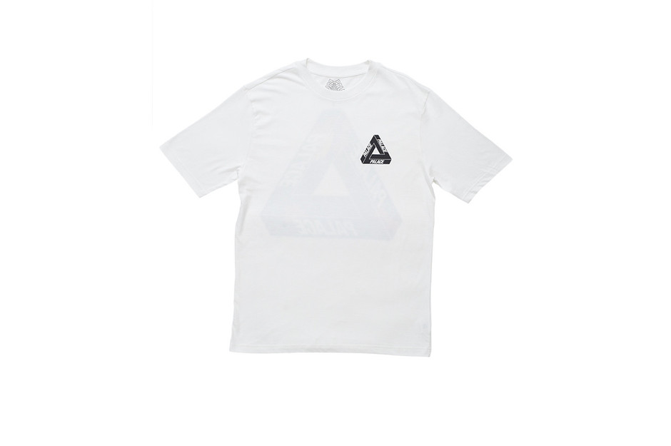Tri-Wild T-Shirt Black | Palace Skateboards