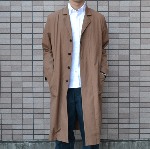 EUREKA|エウレカ ≫ YAECA / Shop Coat