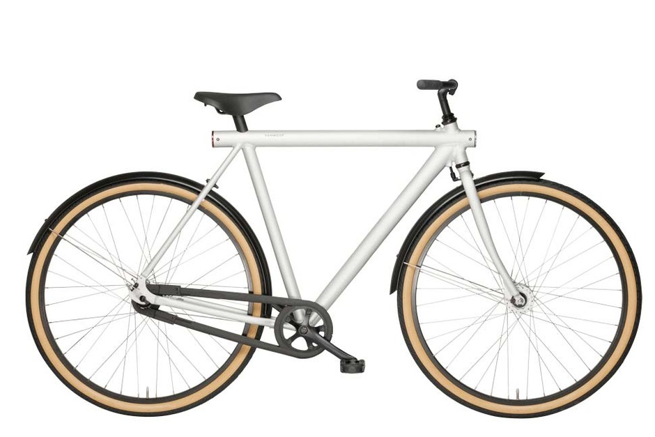 "VANMOOF 3 with single speed and 28"" frame - VANMOOF"