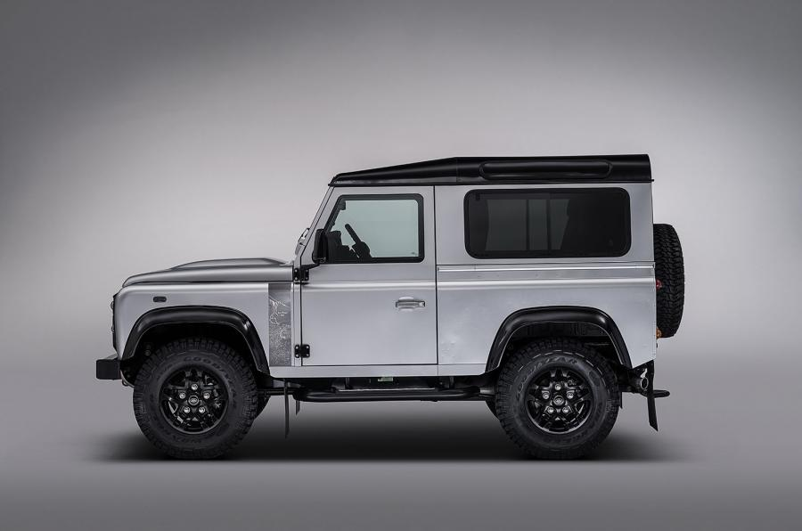 Two millionth Land Rover Defender celebrated with bespoke model | Autocar