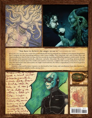 Amazon.co.jp: Guillermo del Toro Cabinet of Curiosities: My Notebooks, Collections, and Other Obsessions: Guillermo Del Toro, Marc Zicree: 洋書