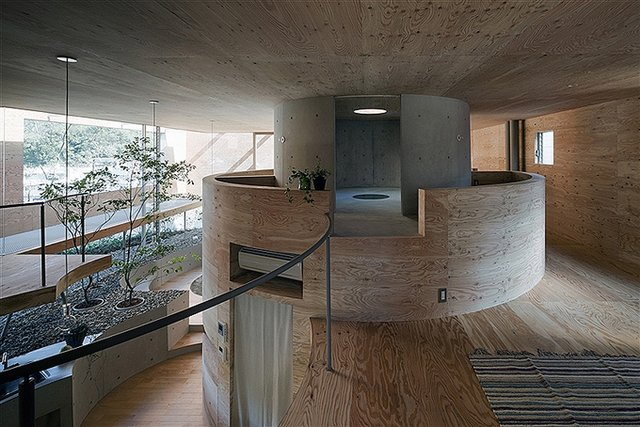 Fancy - The Pit House - Okayama, Japan