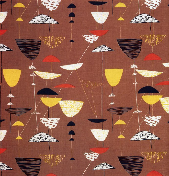 (1) Robin & Lucienne Day Exhibition at Pallant House - Get yer bad self there! By Wayne Hemingway