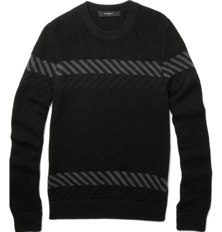 Givenchy Ribbed Wool Sweater | MR PORTER