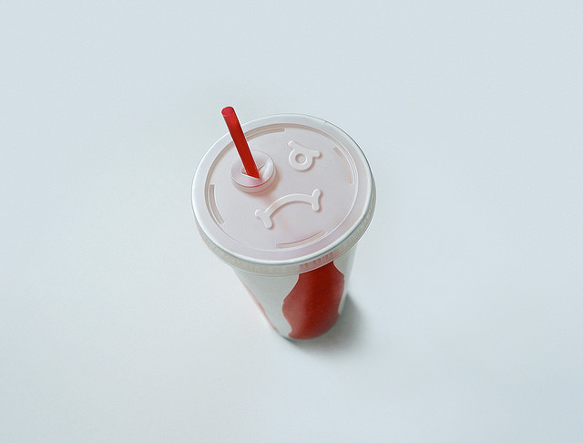 cup lid faces | Flickr - Photo Sharing!