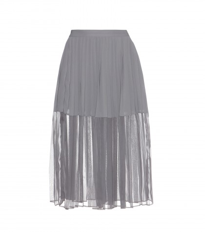 Atarha Pleated Chiffon Skirt ☼ 000722 : mytheresa.com