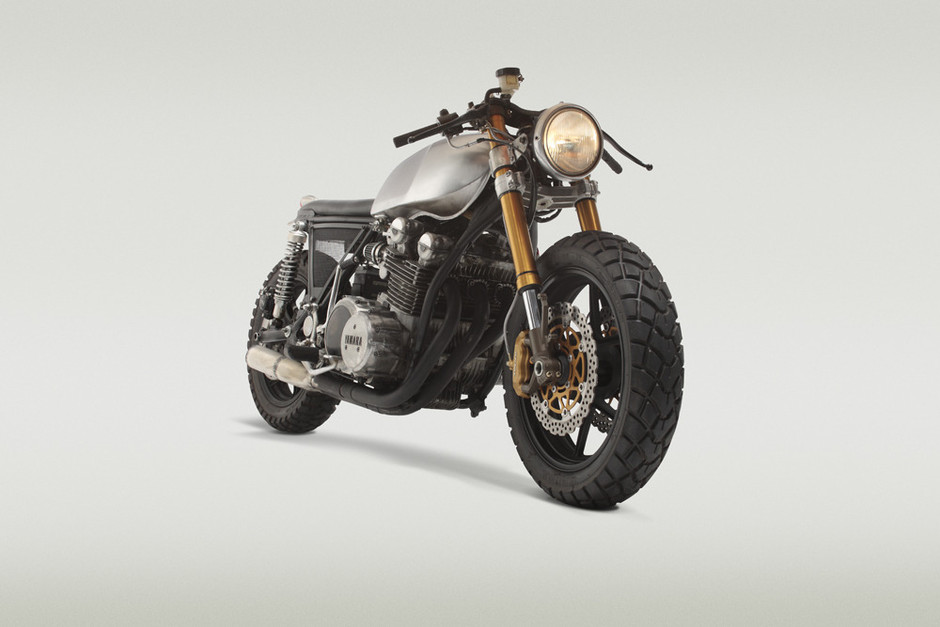 motographite: YAMAHA XS750 '78 SPECIAL by CLASSIFIED MOTO