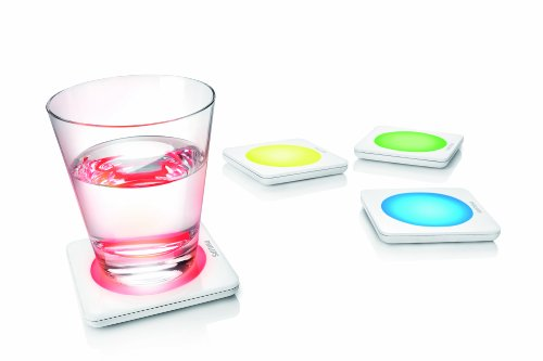 Amazon.com: Philips 69154/11/48 Lumiware Color Changing Coasters: Home Improvement