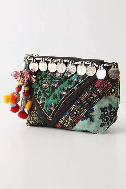 Malabata Pouch - Anthropologie.com