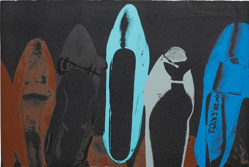 Andy Warhol - Shoes II.257 for Sale | Artspace