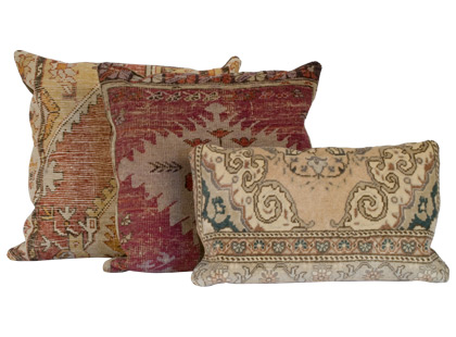 ANTIQUE RUG PILLOWS | pillows | accessories | Jayson Home