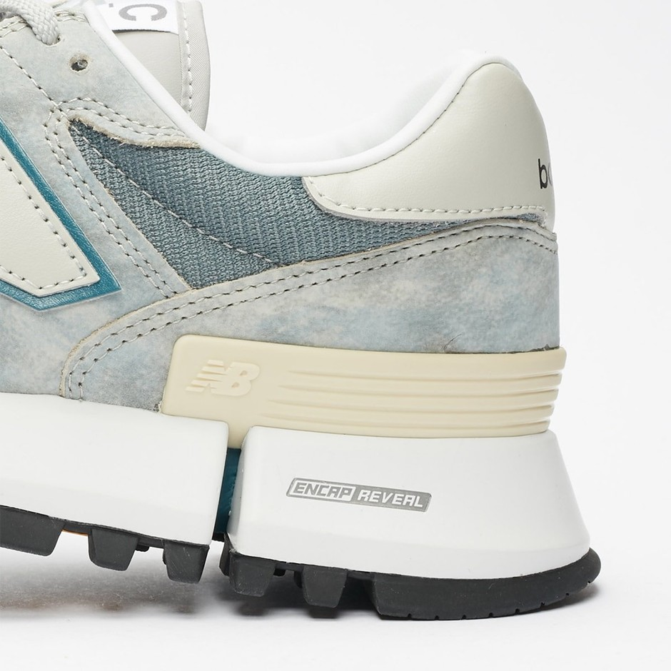 """Tokyo Design Studio Honors an OG with """"Light Steel Blue"""" New Balance 1300 RC - HOUSE OF HEAT   Sneaker News, Release Dates and Features"""