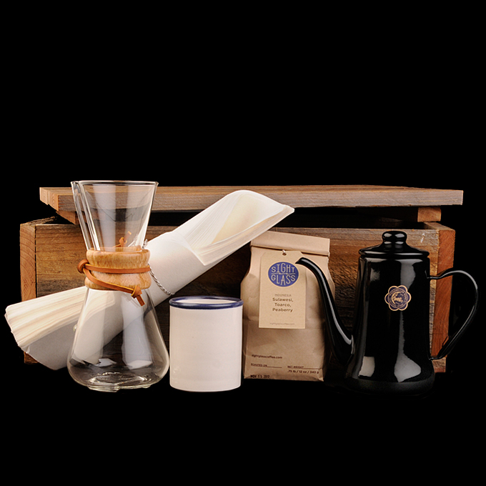 UNIONMADE - GIFTSHOP - Sight Glass + UNIONMADE Coffee Kit