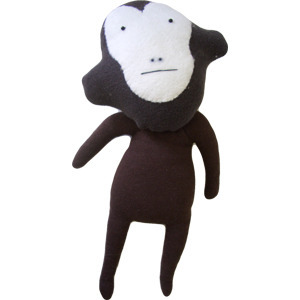 The World of Bobby Dazzler — Hisaki the cheeky monkey