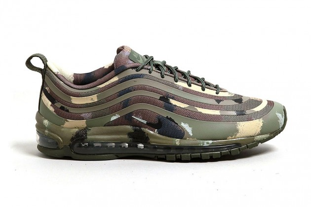 "Nike Air Max 97 SP ""Italian Camouflage"" 