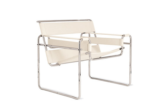 Wassily® Chair in Canvas - Design Within Reach
